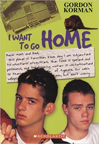 I want to go home cover