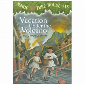 Book Jacket - Volcano