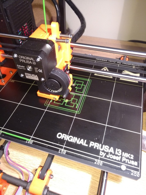 Printing Ross' Design