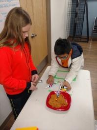 littleBits crane vertical test