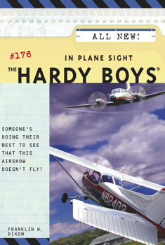 In Plane Sight cover