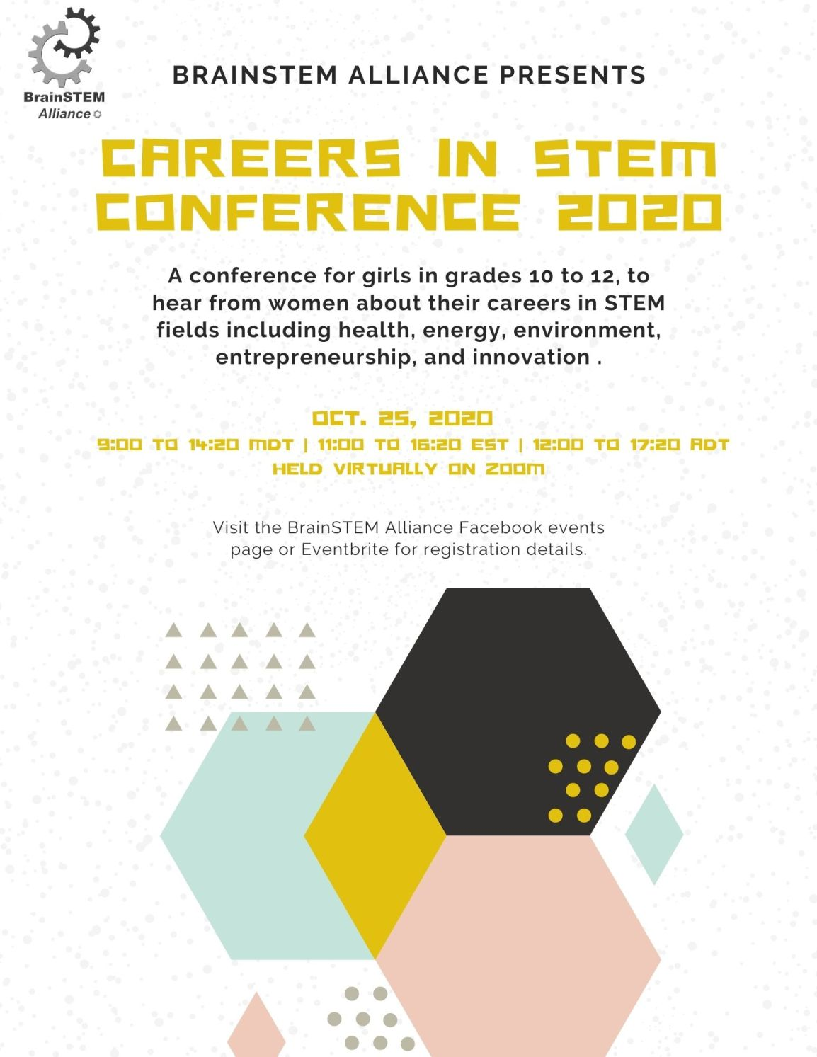 Careers in STEM Conference –2020